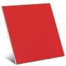 Color rojo mate 20x20 cm (caja 1 m2)
