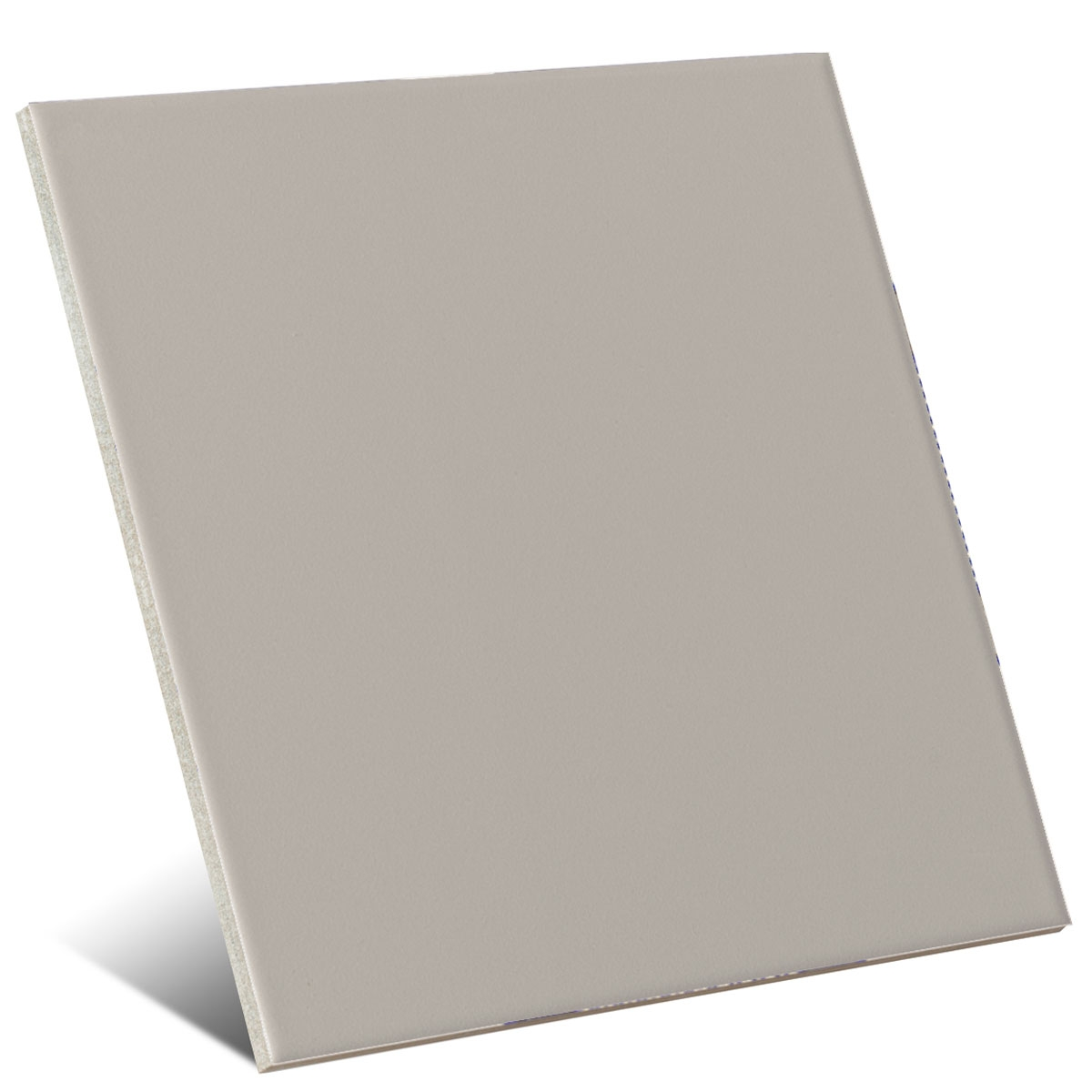Color gris perla mate 20x20 cm (caja 1 m2)
