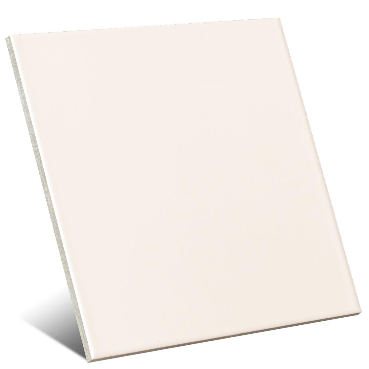 Color blanco mate 20x20 cm (caja 1 m2)