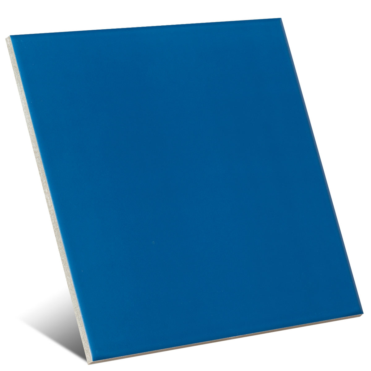 Color azul oscuro mate 20x20 cm (caja 1 m2)