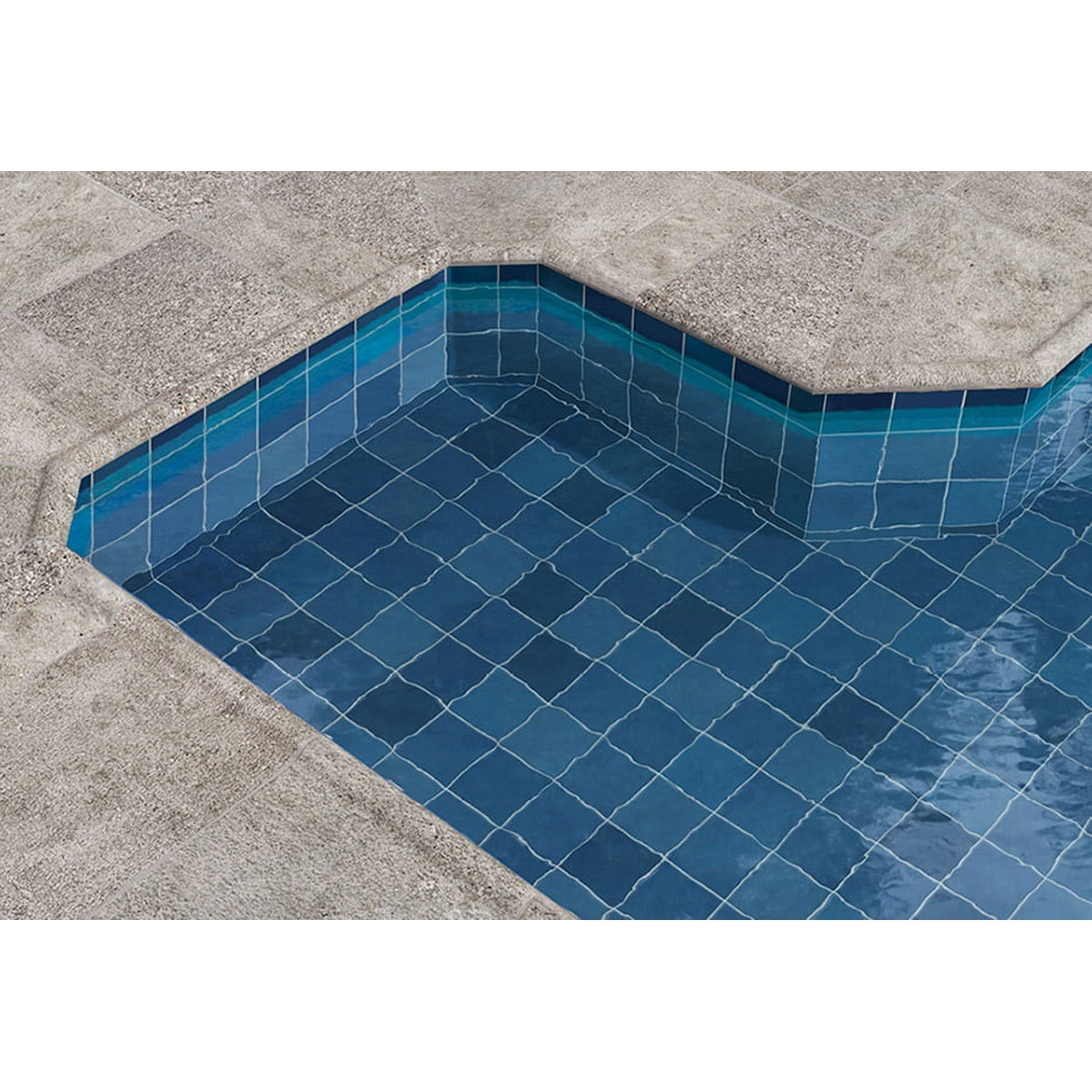 Pool Porcelánico Indigo 10x10