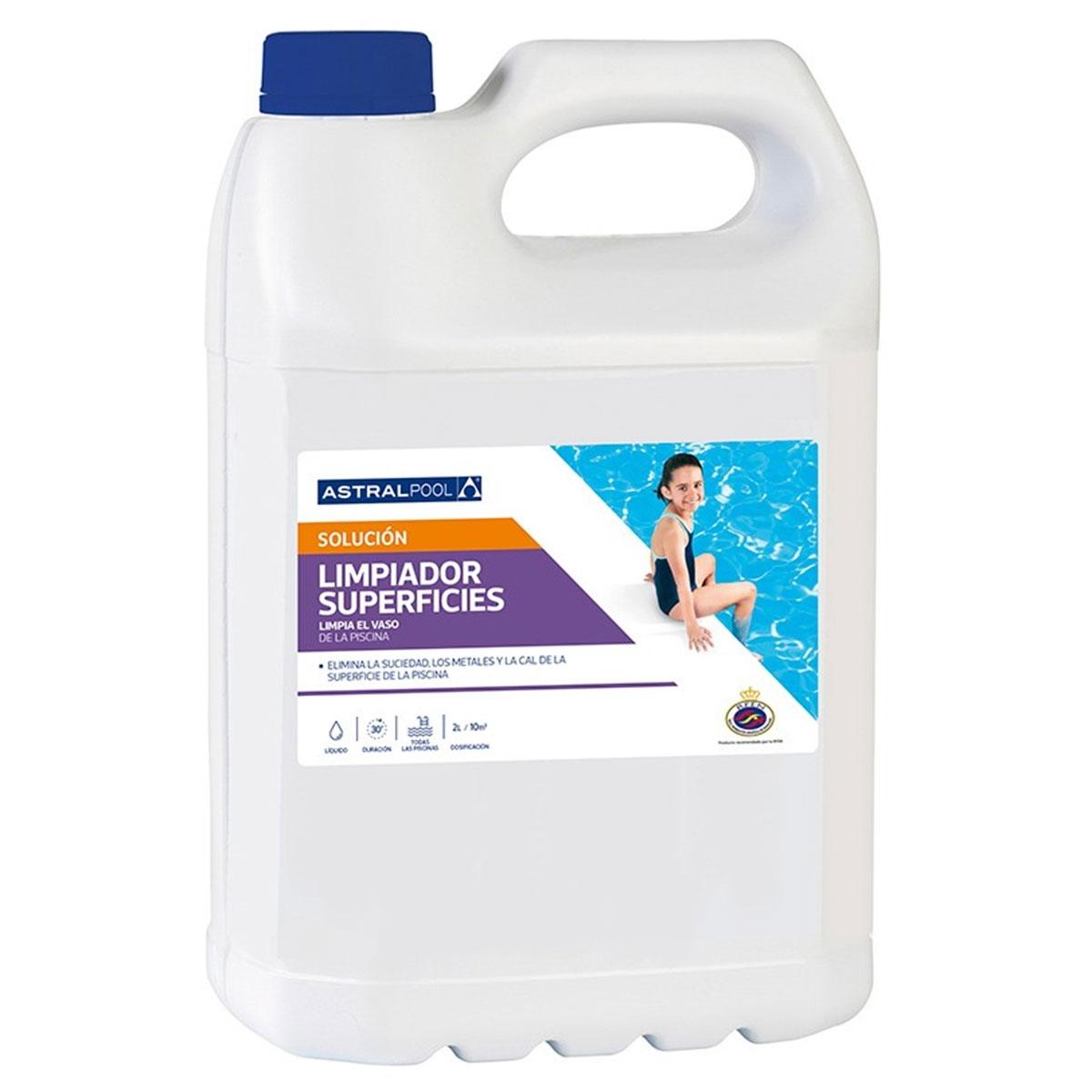 Desincrustante Extra - Limpieza de piscinas - Marca Astralpool