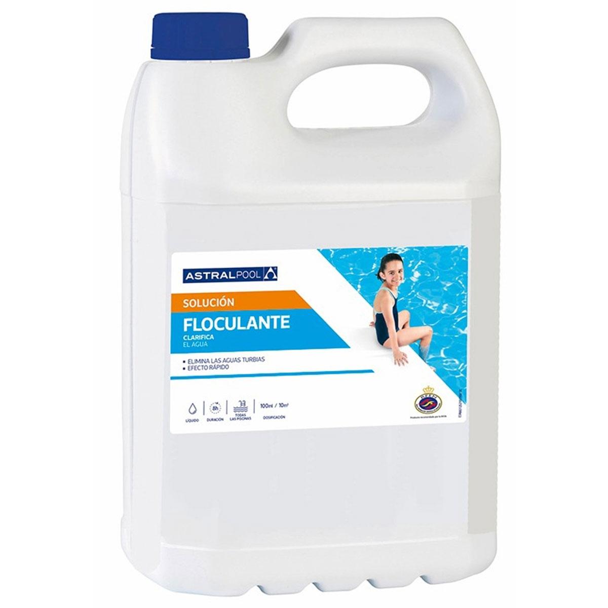 Floculante Líquido - Limpieza de piscinas - Marca Astralpool
