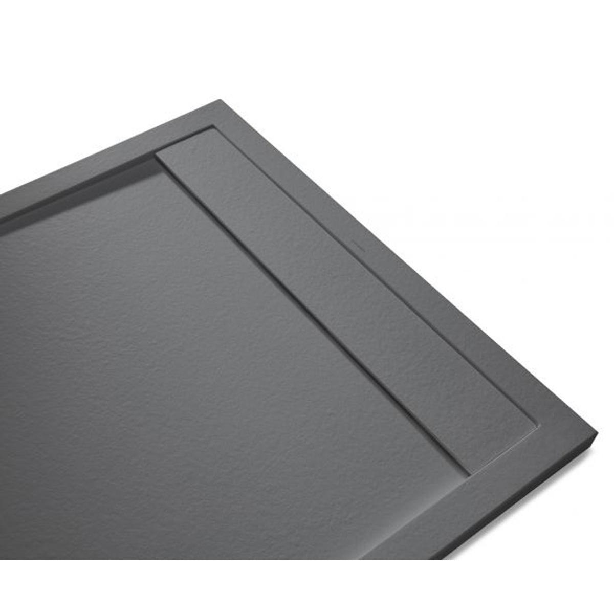 Andrómeda Stone Cover Rectangular Cemento 120x80 cm (ud)