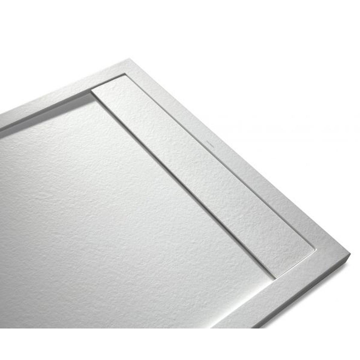 Andrómeda Stone Cover Rectangular Perla 120x80 cm (ud)