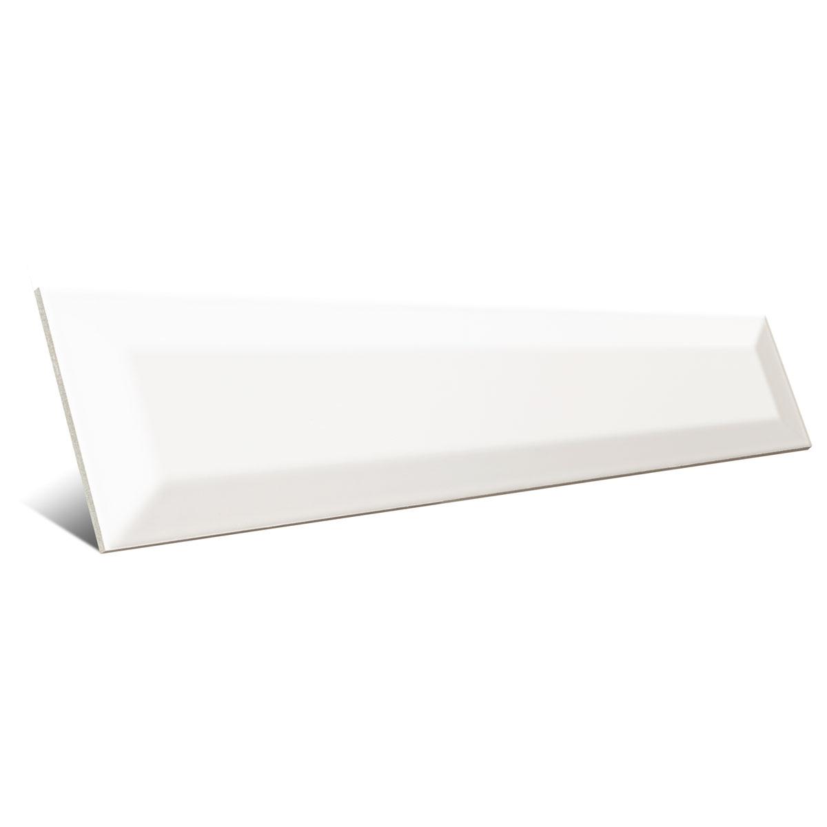 Settecento bissel blanco brillo 7.5x30