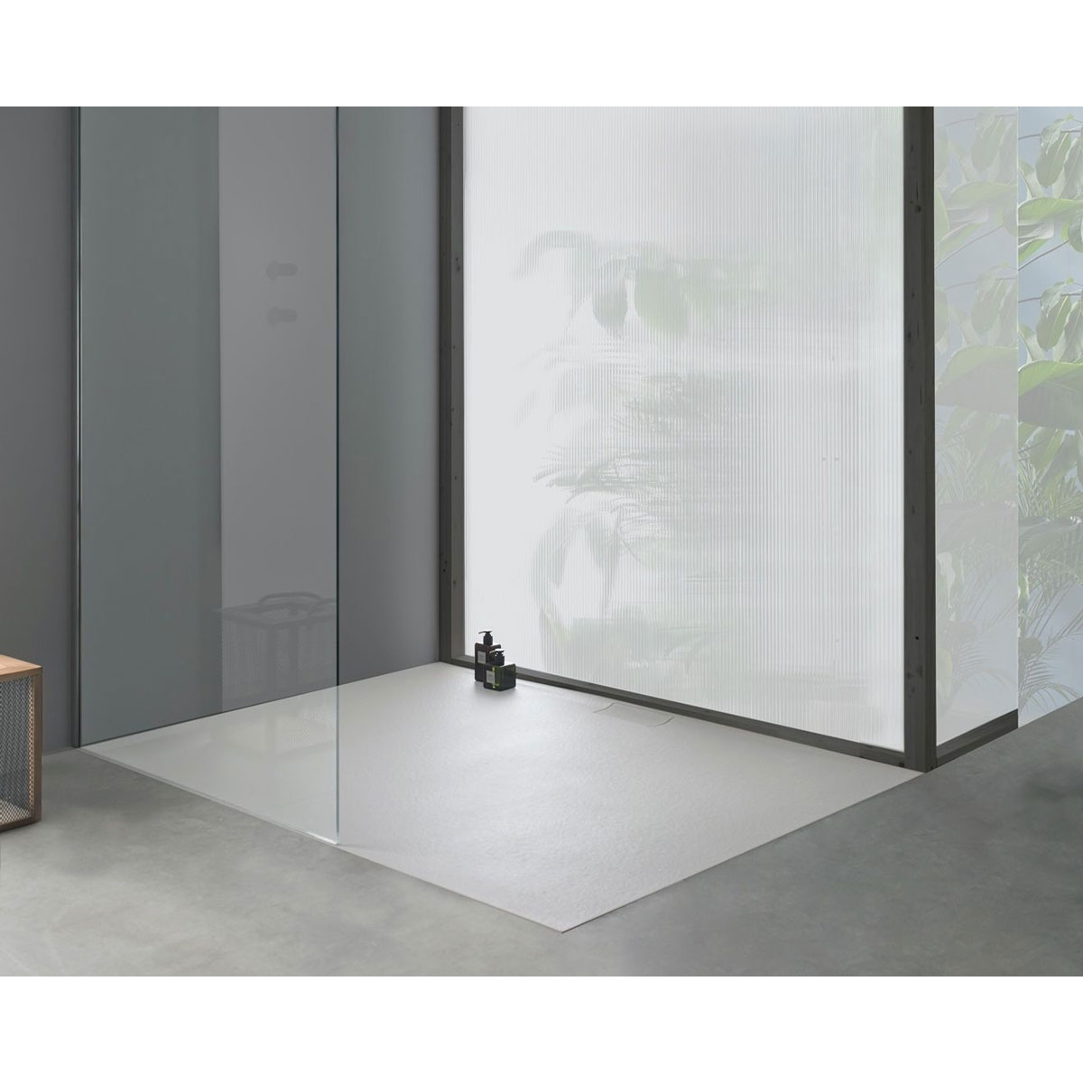 Nova Stone Cover Rectangular Blanco 100x80 cm (ud)