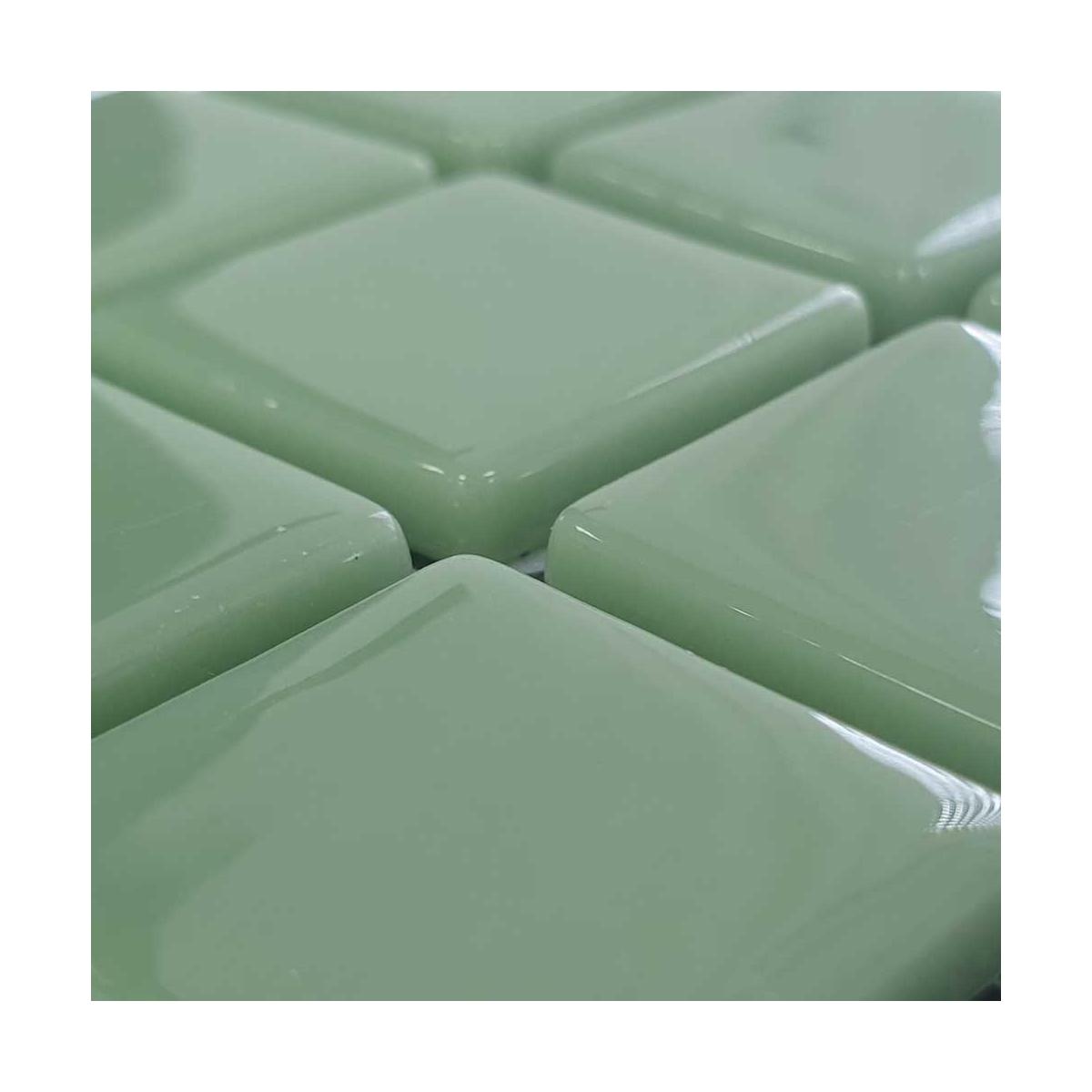 Gresite Verde Claro Liso