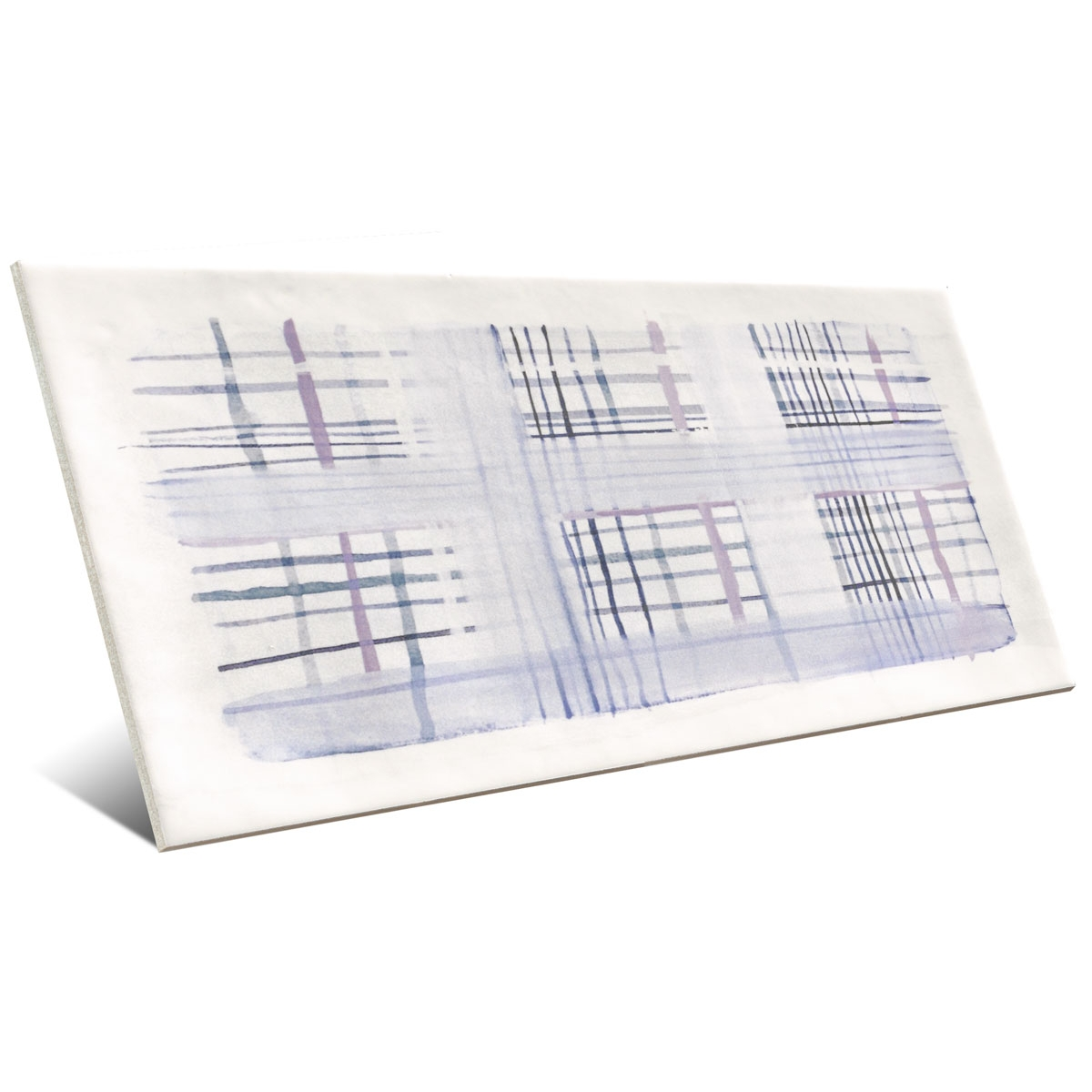 Aquarel Decor Azul 15x30