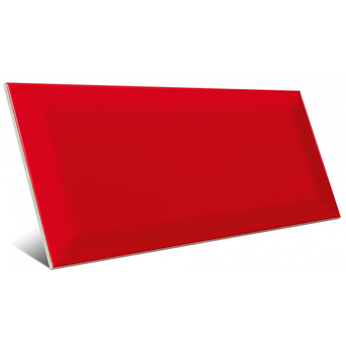 Bissel Rojo brillo 10x20 Mainzu