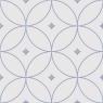 Alhambra Azul 25x25 Keros