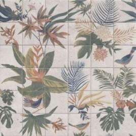 Mural Samui (mural de 120x120)