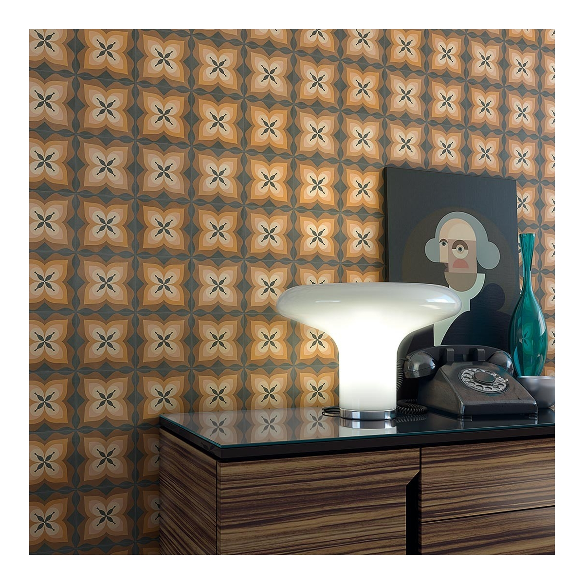Bethel 15x15 (m2) - Colección Pop Tile de Vives - Marca Vives