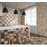 Base Colonial Caoba (m2) - Revestimiento para interiores como Salón