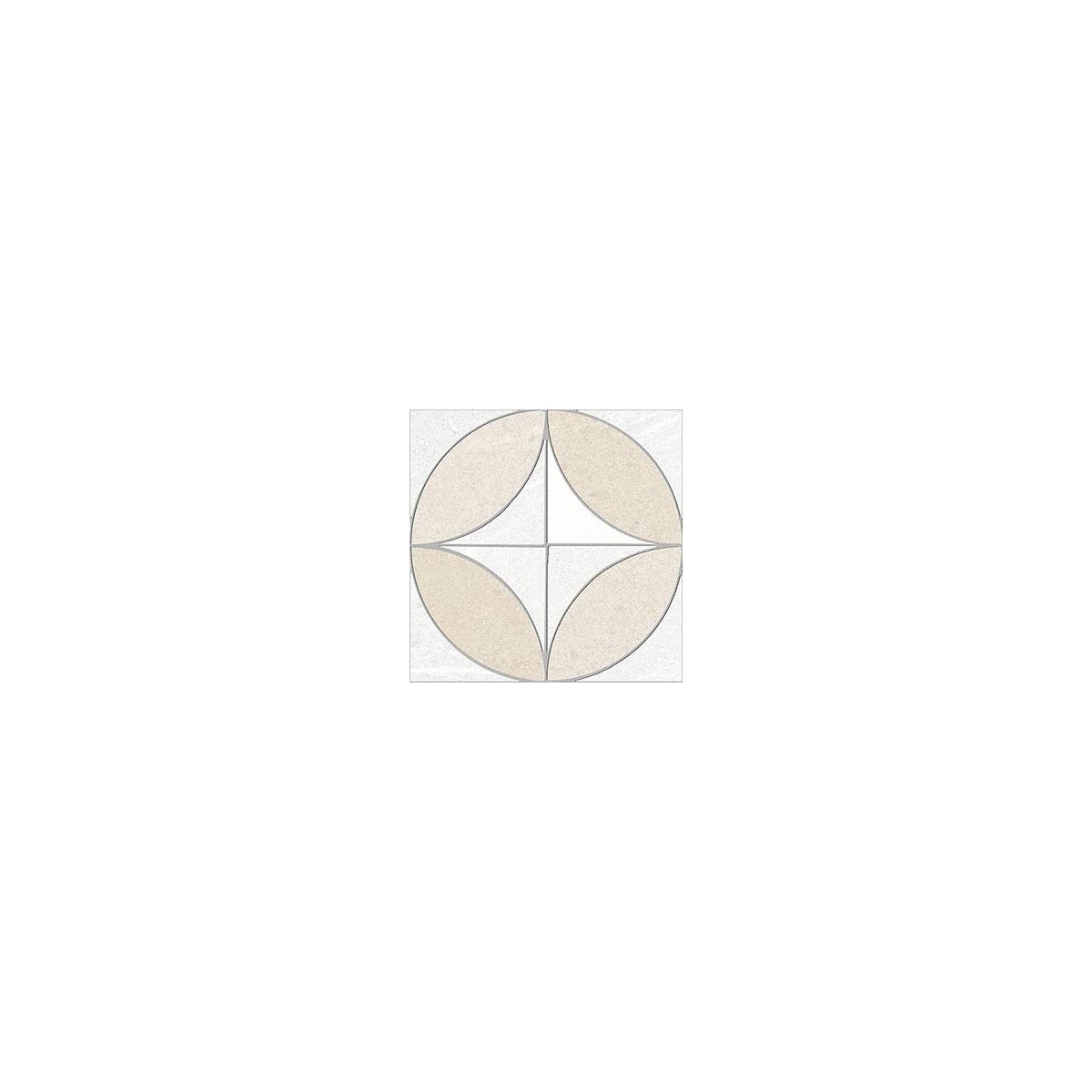 Bezons Crema 15x15 (m2) - Pavimento hidráulico en gres porcelánico