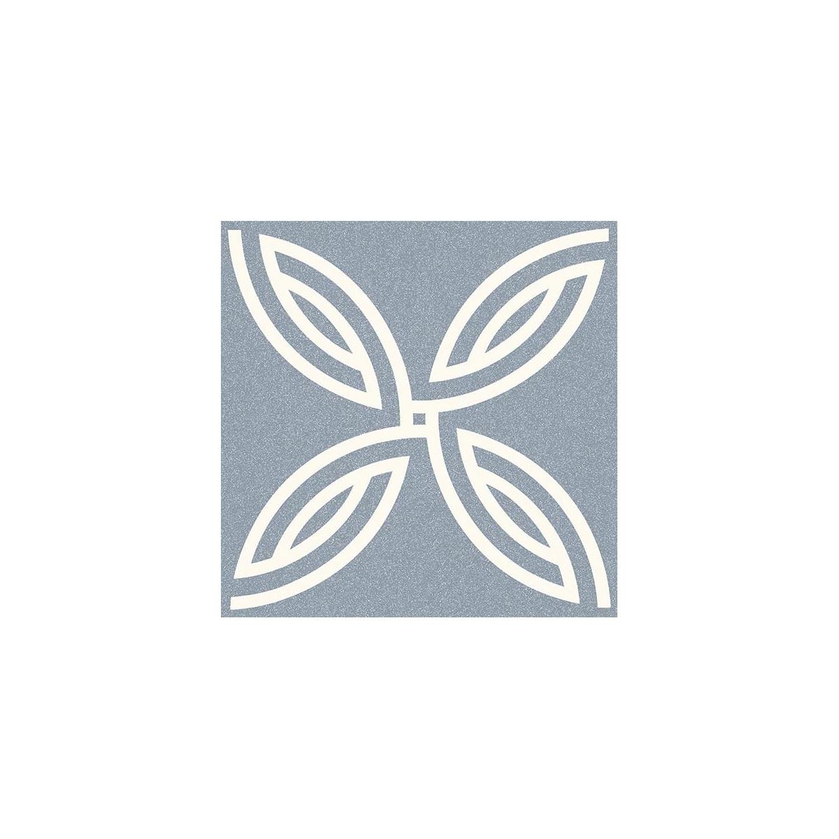 Andrassy Cielo 20x20 (m2) - Pavimento hidráulico en gres porcelánico