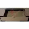 Estufas de leña FM Calefacción Estufa de leña M-104 con horno envolvente frontal y leñero al mejor precio