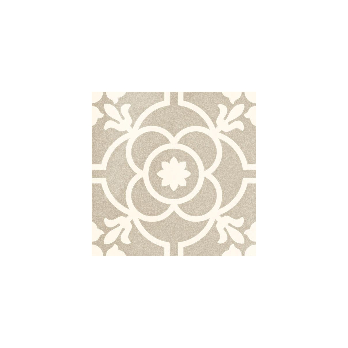 Blomknopp Siena 20x20 - Pavimento porcelánico serie Svenska