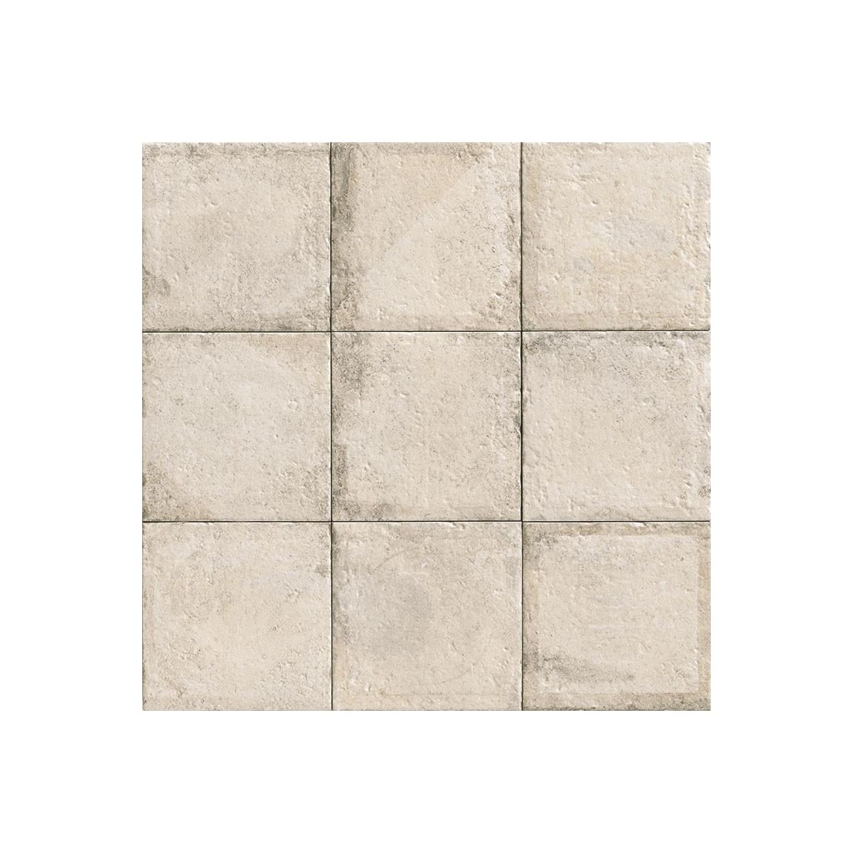 Norland White 20x20 (caja 1m2) Mainzu