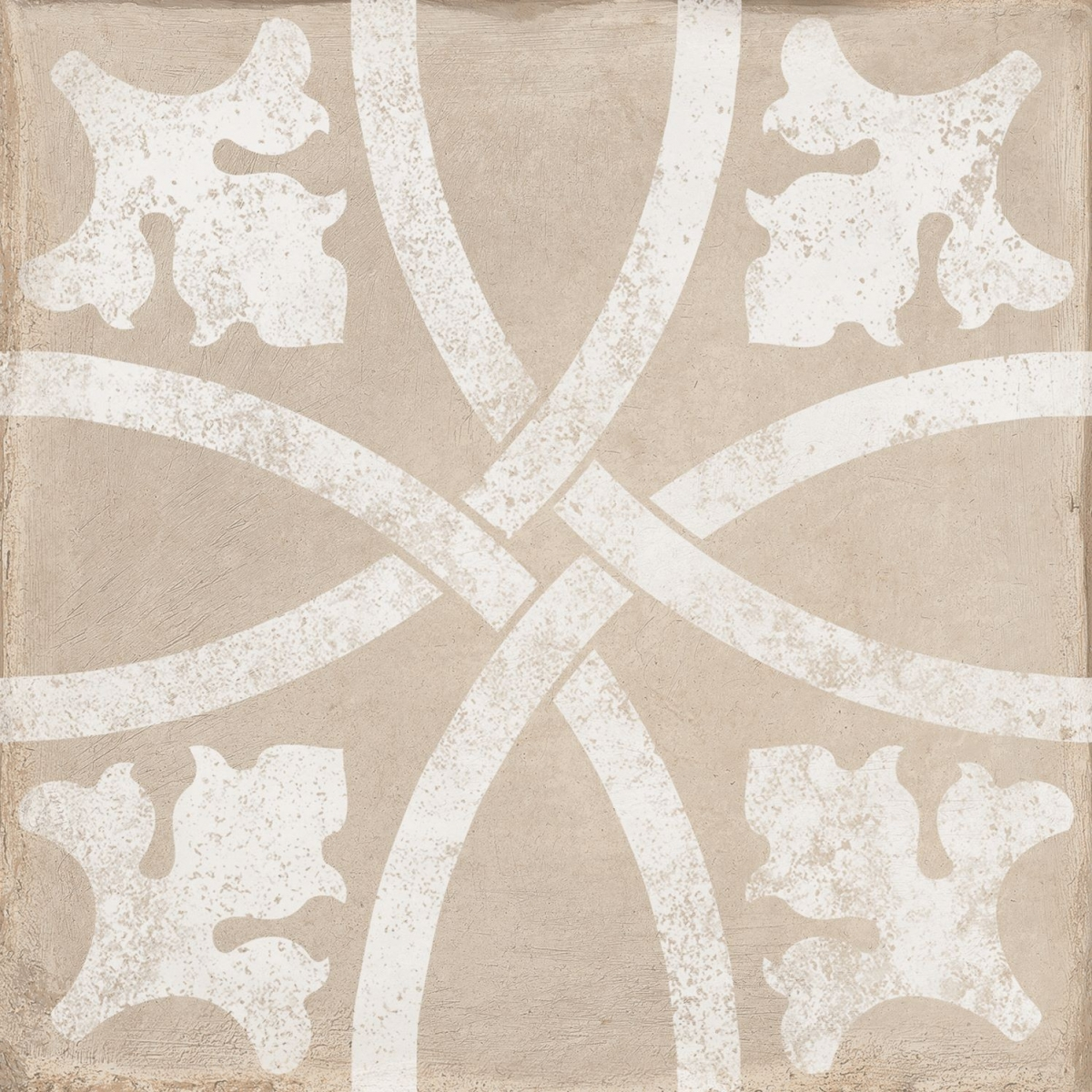 Triana Lace Beige 25x25 (m2) - Serie Triana - Marca Keros Cerámica
