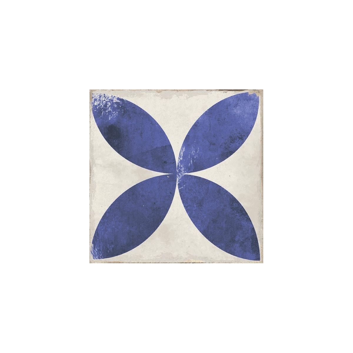 Daroca Blue 15x15 (caja 0,5 m2) - Serie Village - Marca APE