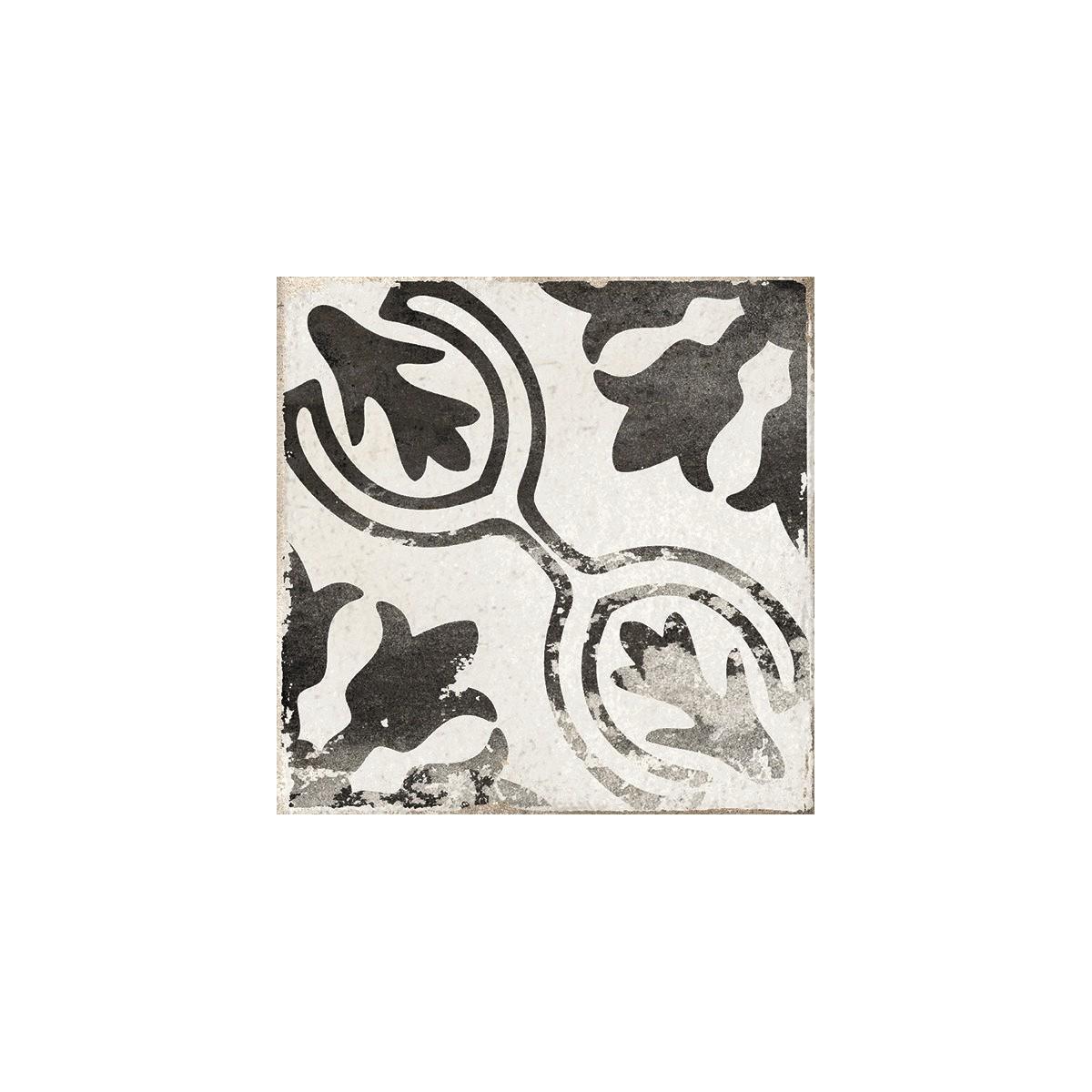 Iruela Black 15x15 (caja 0,5 m2) - Serie Village - Marca APE