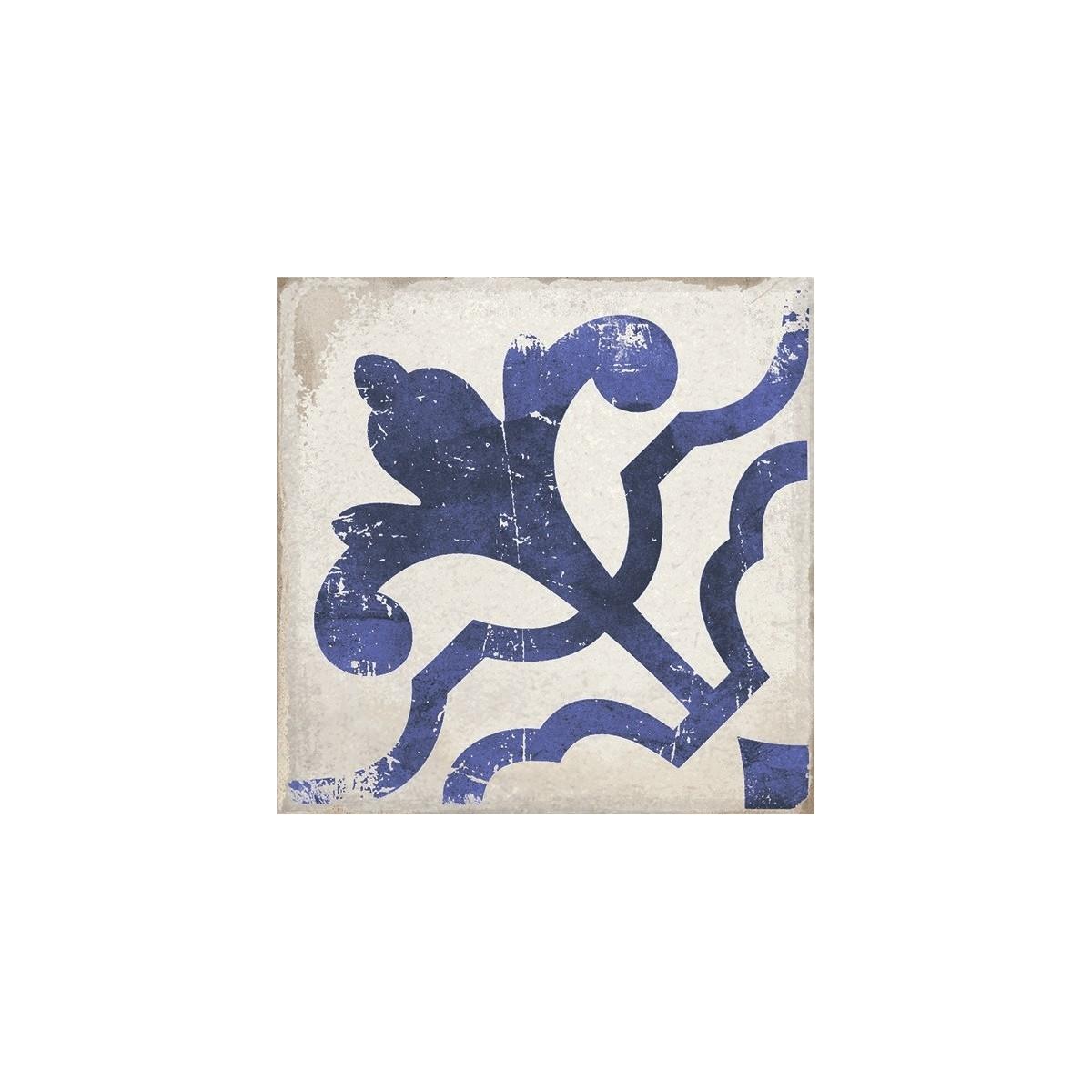 Olvera Blue 15x15 (caja 0,5 m2) - Serie Village - Marca APE