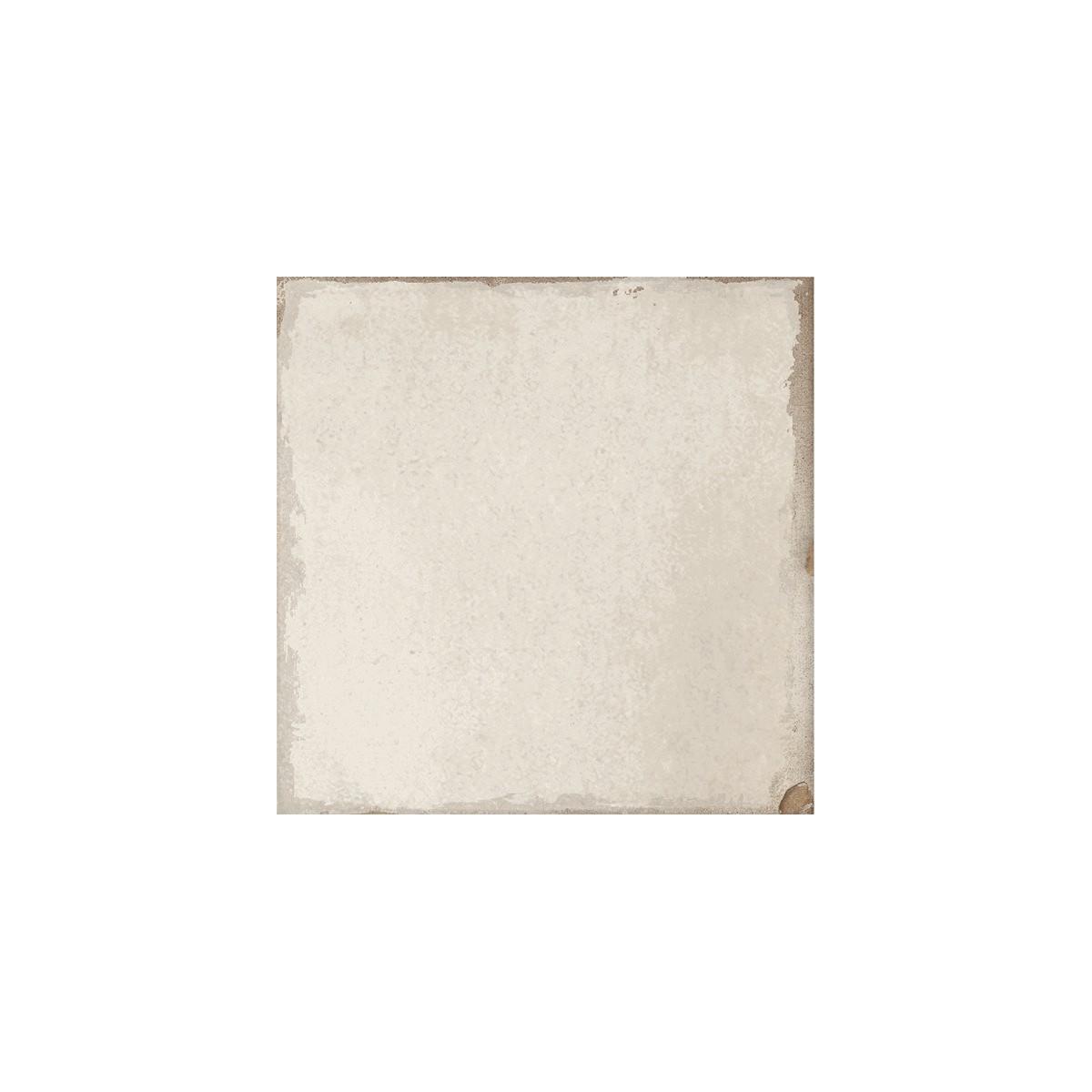 Baldosa Porcelánica imitación Hidráulico Village White 15 x 15