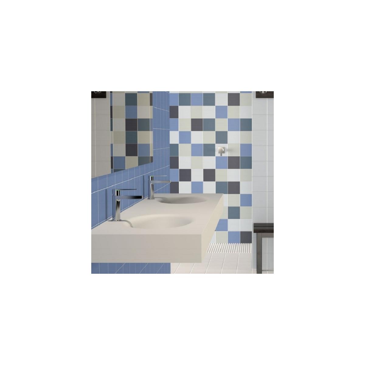 Pavimento y revestimiento Rainbow Azul (m2) hidráulico al mejor precio