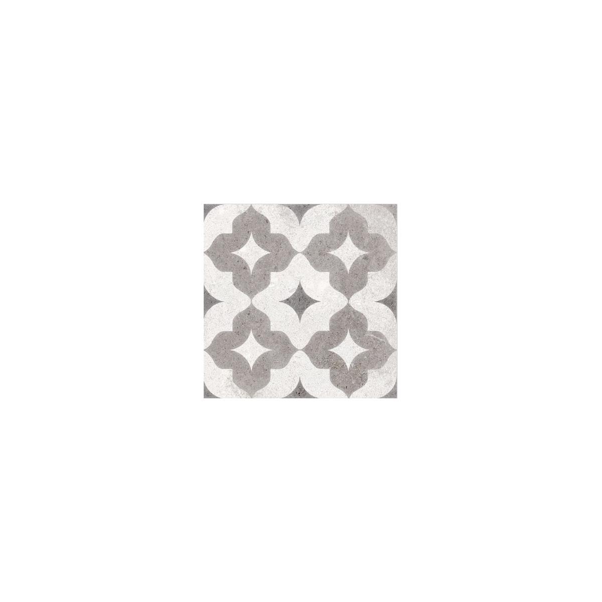Pavimento hidráulico Berkane Multicolor 20x20 (m2) para interior y exterior
