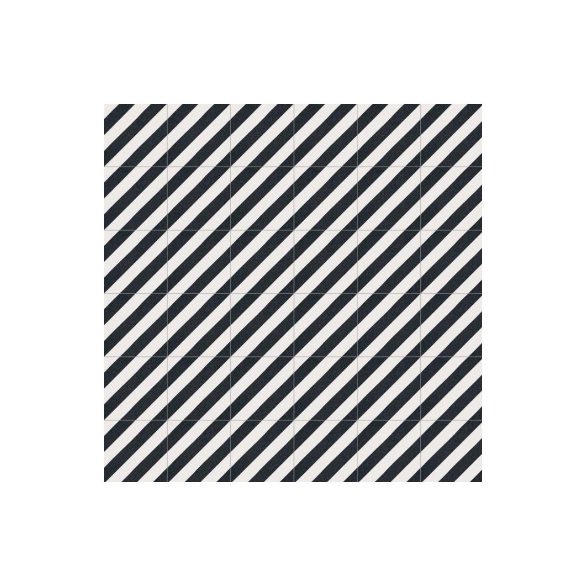 Goroka Grafito (m2) - Pavimento hidráulico Porcelánico para interior y exterior al mejor precio