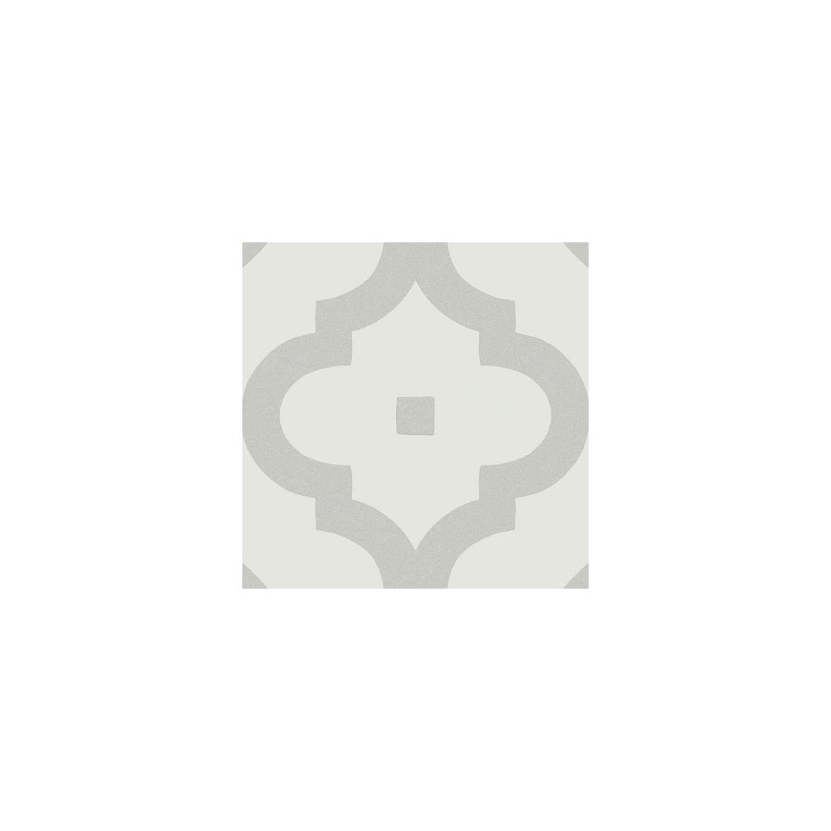 Ladakhi Gris 20x20 (m2) - Losas hidráulicas Porcelánico para interior y exterior