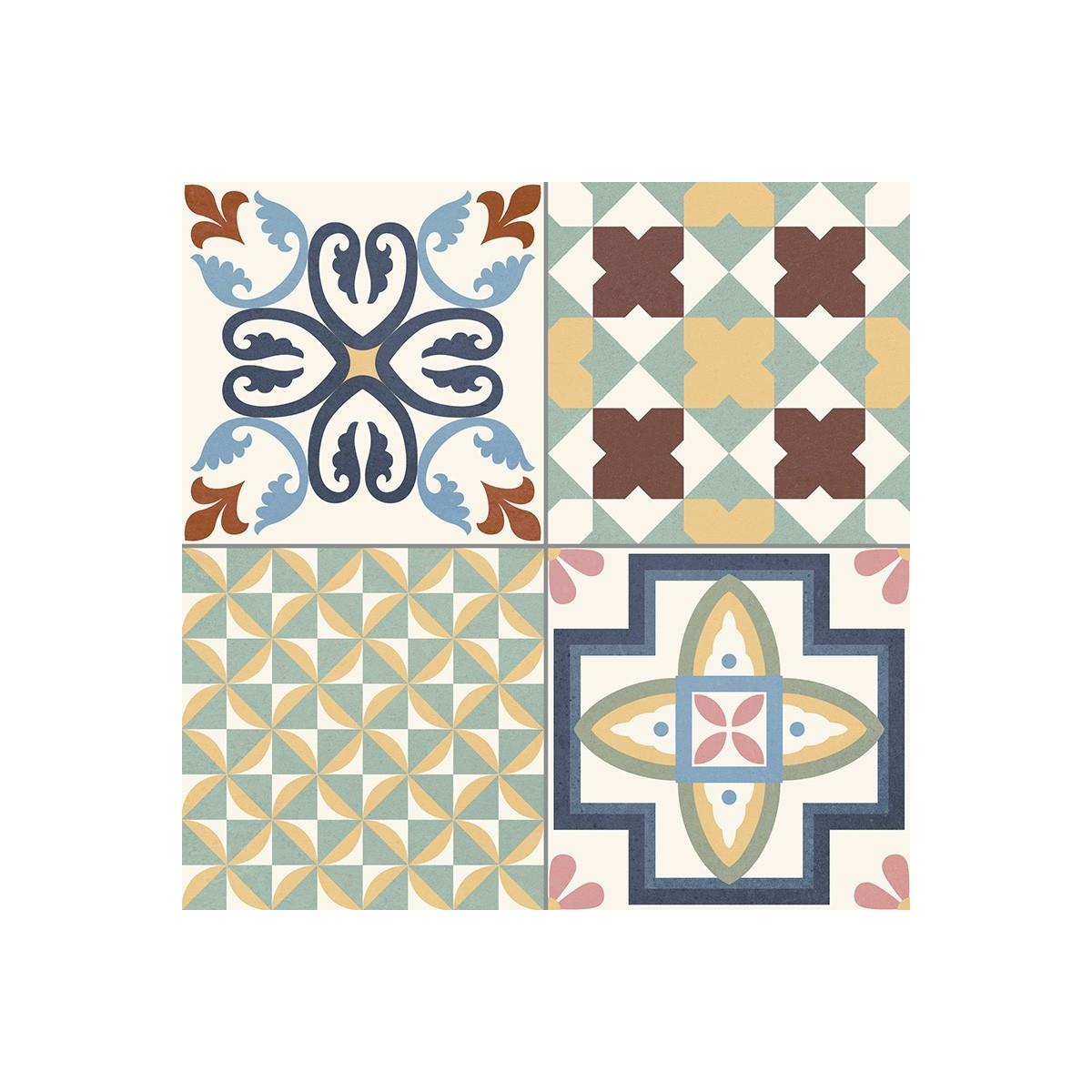 Gaya Fores S.L. Heritage Mix 33,15x33,15 (Caja de 1,32 m2)