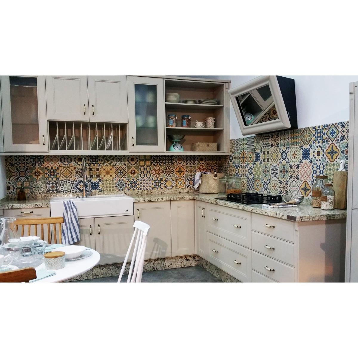 Heritage Mix (Caja de 1,32 m2) Pavimento porcelánico imitación hidráulico Gaya Fores S.L. Colección Heritage de Gaya Fores