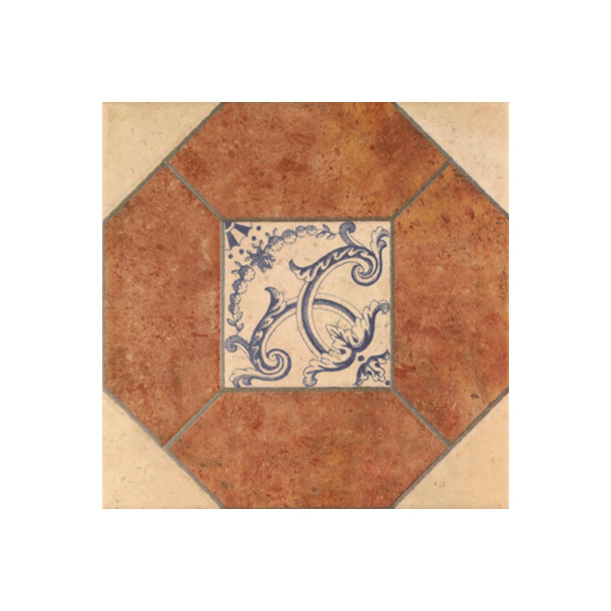 Olhambrillas Barro 20x20 (caja 1 m2) Serie Barro