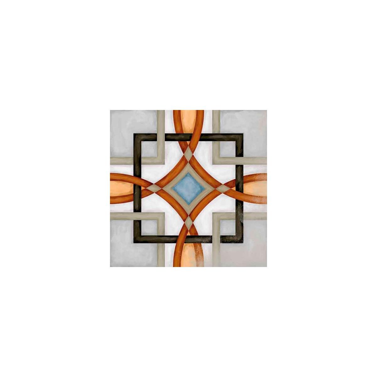 Fornos Multicolor 20x20 - Pavimento hidráulico Porcelánico antideslizante