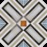 Óctogono Ritter Multicolor 20x20 - Losas hidráulicas interior y exterior