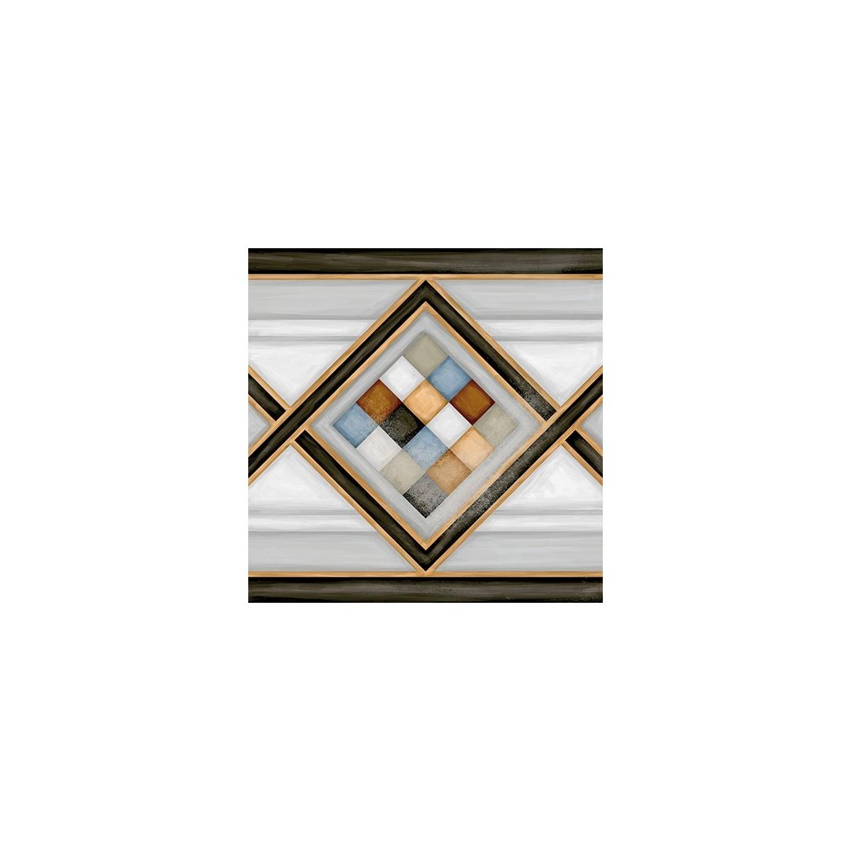 Pombo 2 Multicolor 20x20 - Losas hidráulicas Porcelánico antideslizante