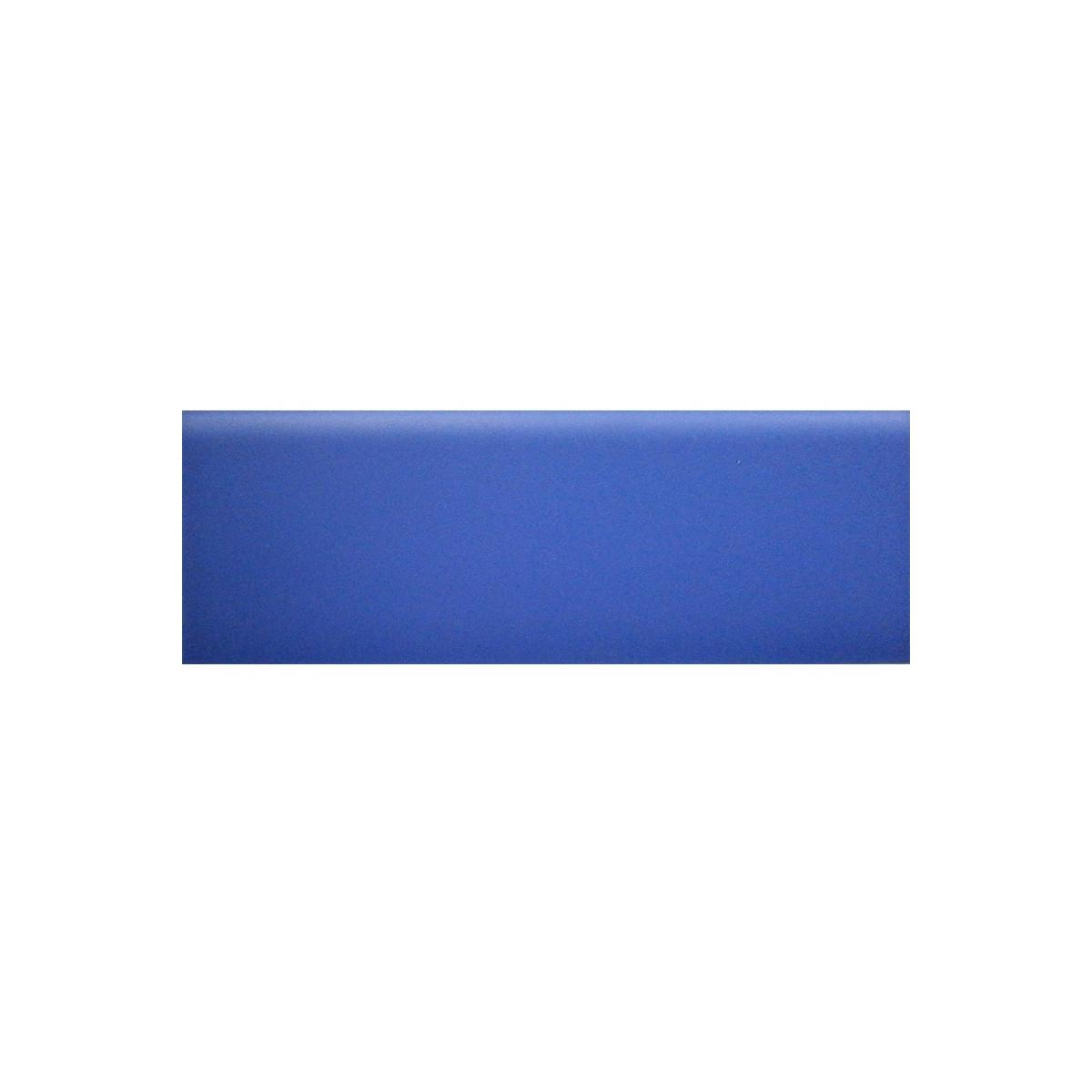Rodapié Azul Victorian 7,5x20 (ud) - Colores lisos para combinar - Marca Mainzu