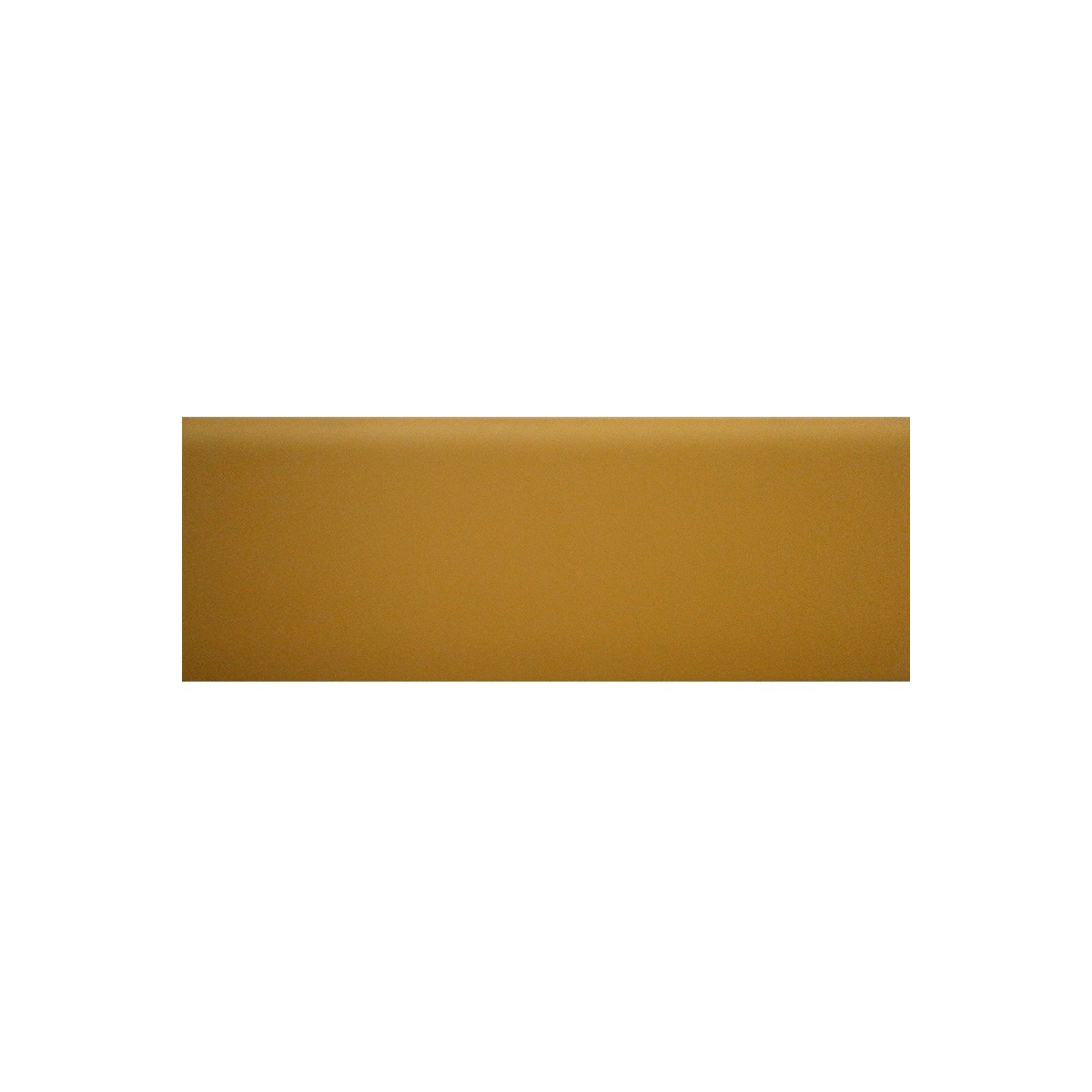 Rodapié Ocre Victorian 7,5x20 (ud) - Colores lisos para combinar - Marca Mainzu