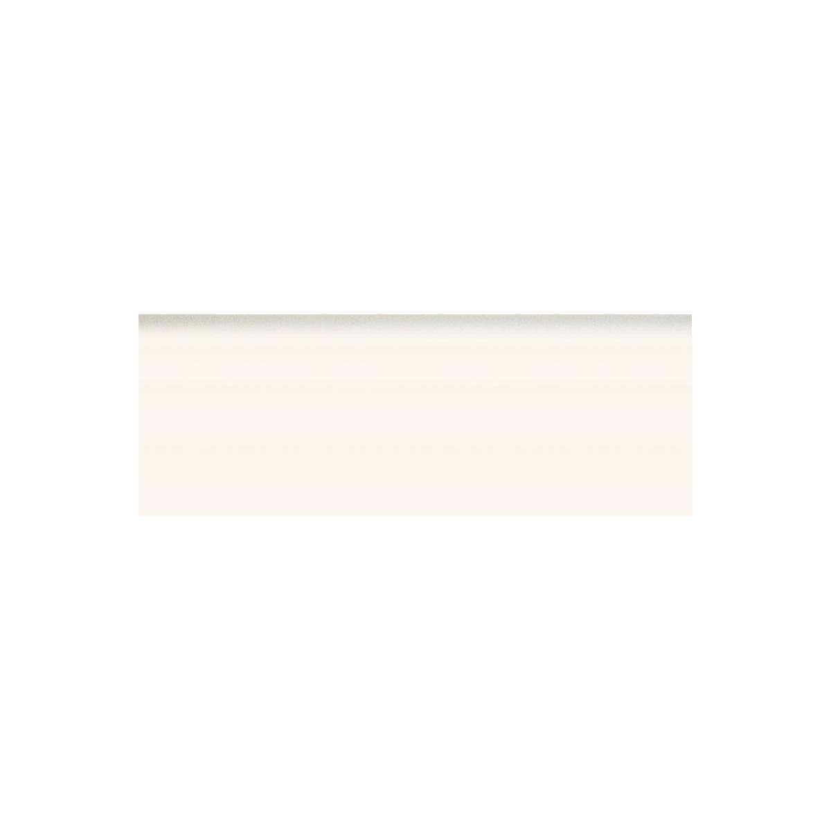 Rodapié Blanco Victorian 7,5x20 (ud) - Colores lisos para combinar - Marca Mainzu