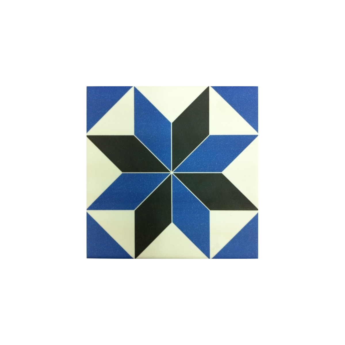 Centro Victorian Geo 20x20 (m2) - Estilo Geométrico - Marca Mainzu