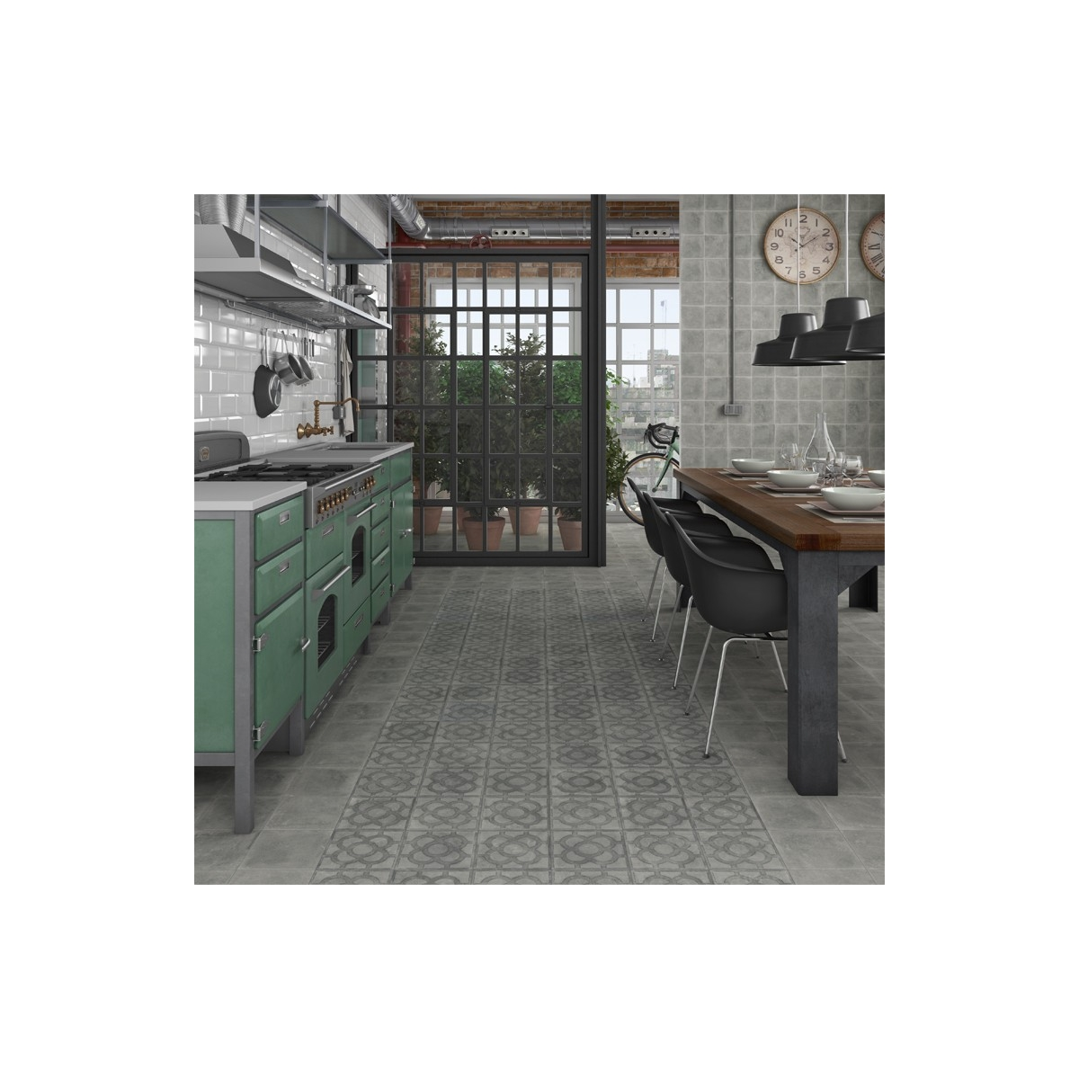 Losas y Revestimiento Porcelánico Acorn Cemento (m2) baratos