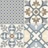 Heritage Grey - Pavimento porcelánico hidráulico a precios económicos Gaya Fores S.L. Colección Heritage de Gaya Fores