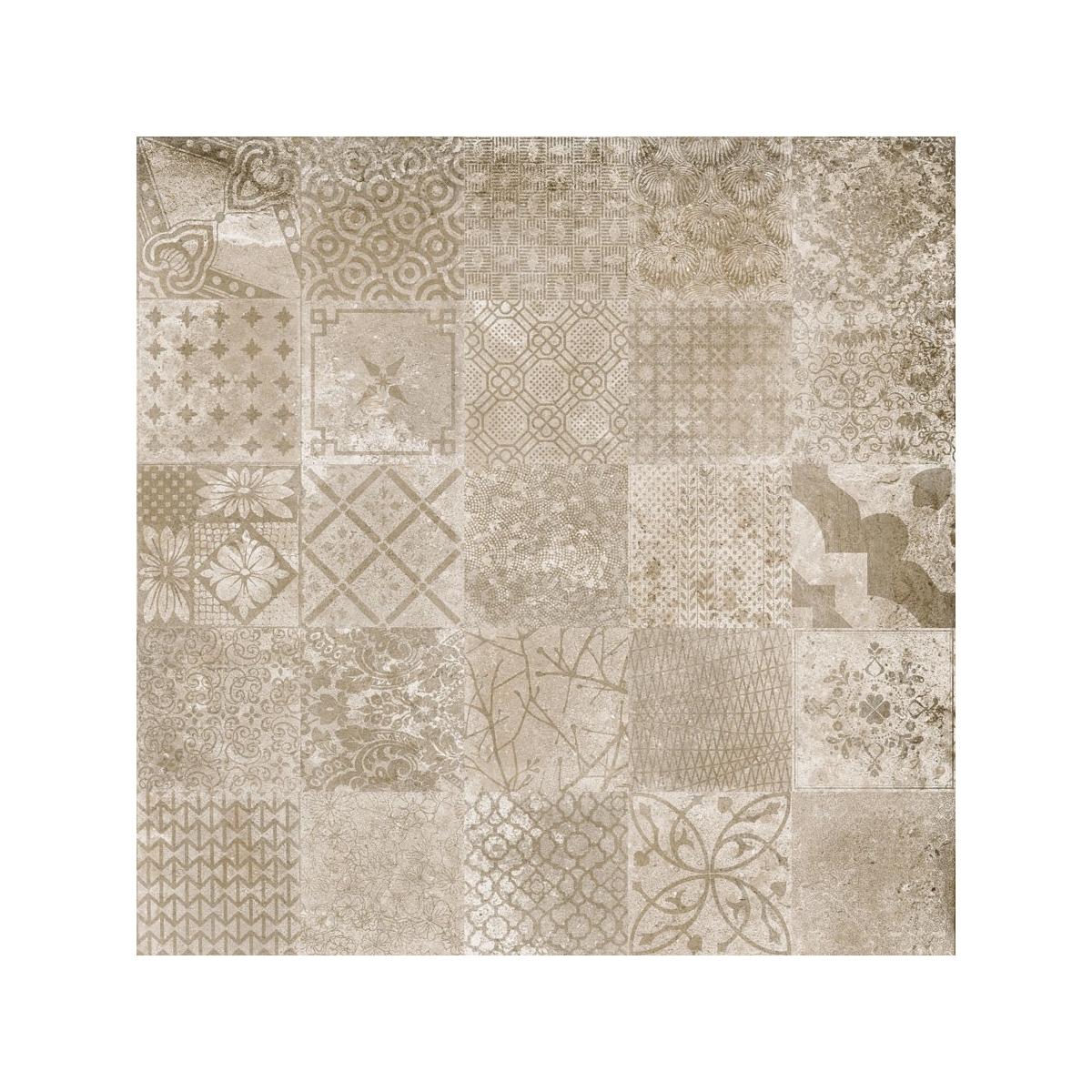 Alhamar Base Decorative 33 x 33 cm (caja 1 m2)