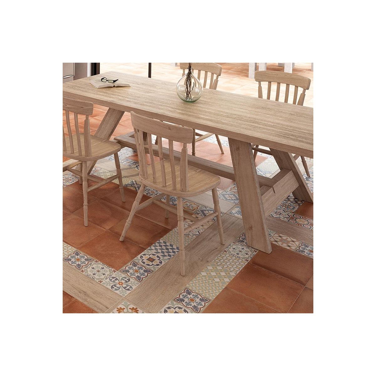 rustic cotto Gaya Fores S.L.
