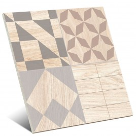 Kaleido crema (caja) - Colección Kaleido de Gaya Fores - Marca Gaya Fores S.L.