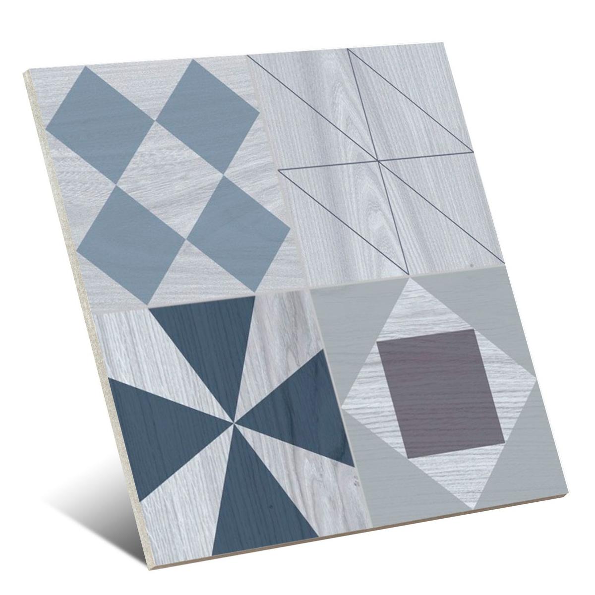 Kaleido blue (caja) - Colección Kaleido de Gaya Fores - Marca Gaya Fores S.L.
