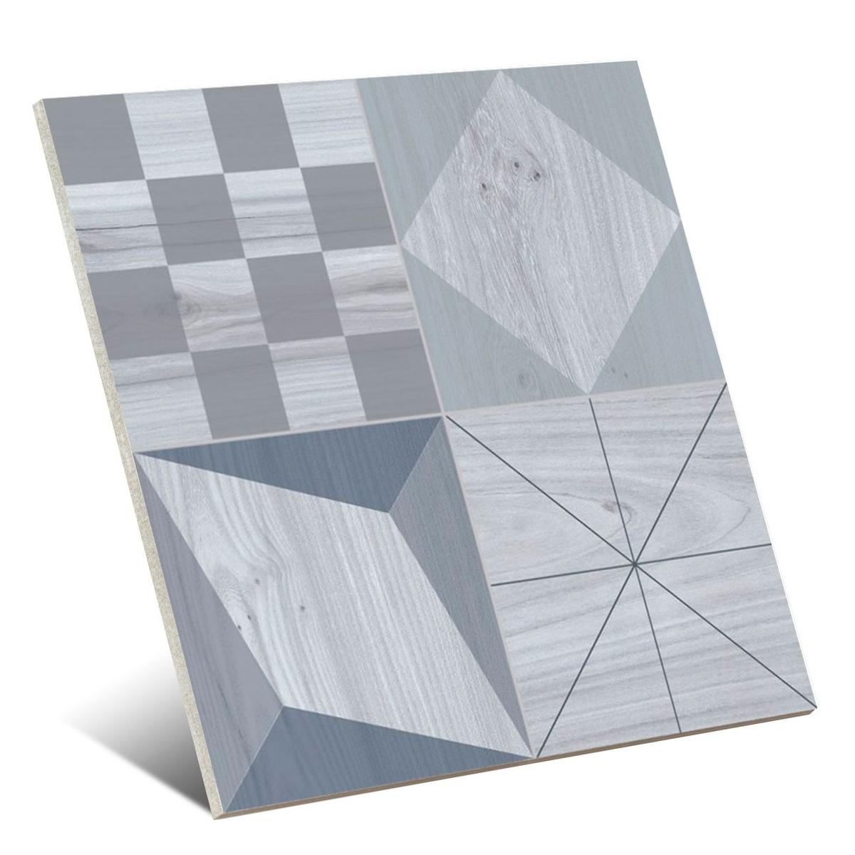 Kaleido gris (caja) - Colección Kaleido de Gaya Fores - Marca Gaya Fores S.L.