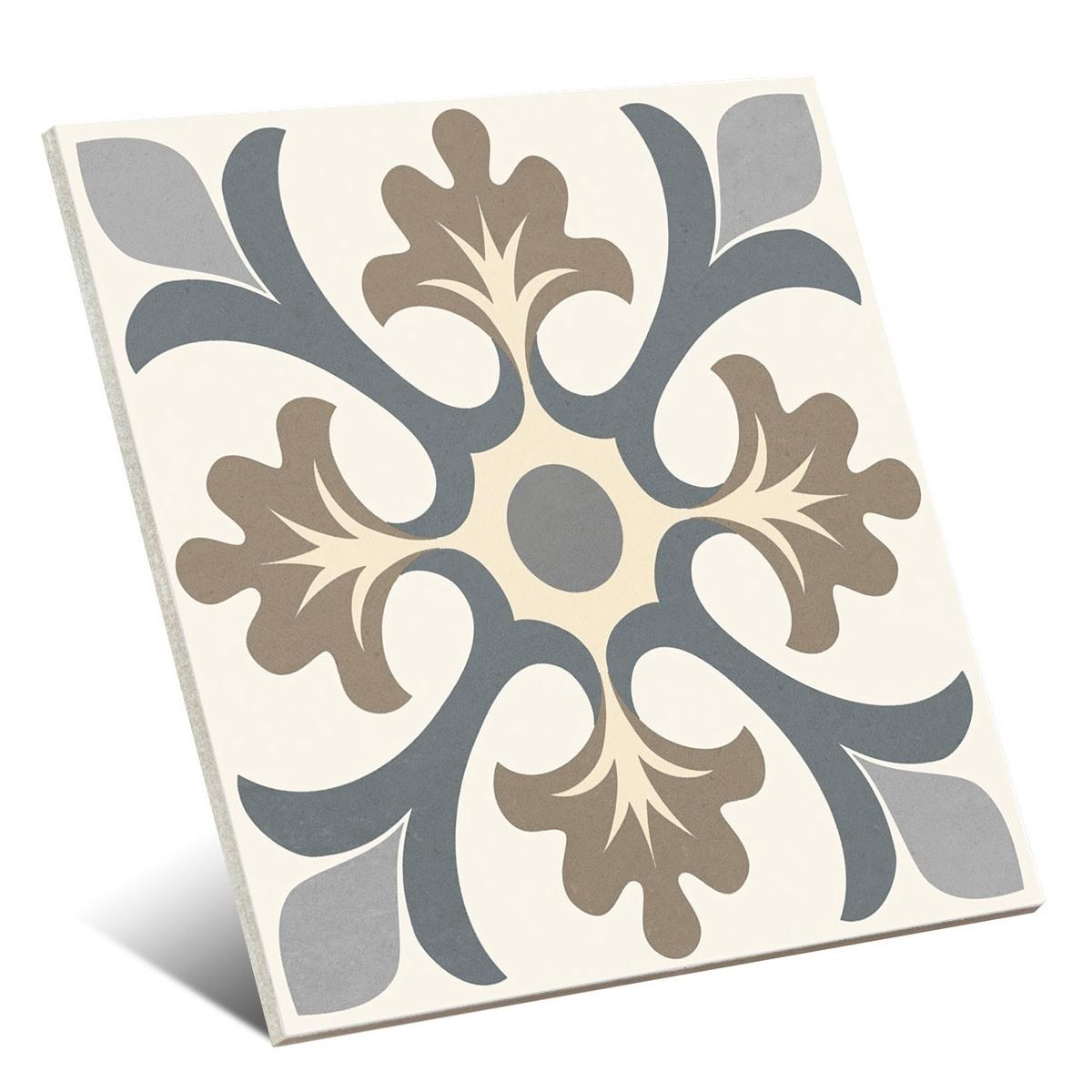 Gaya Fores S.L. Taco Heritage Grey 16,5x16,5 (Caja de 0,55 m2)